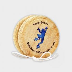 Yo-yo en bois écologique