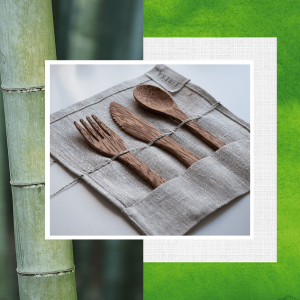Read more about the article Eco-friendly alternatives to Commonly Used Disposable Items