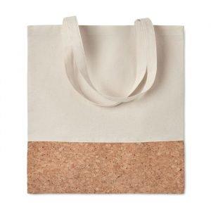Cotton Shopping bag w/ Cork
