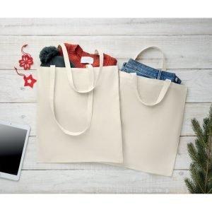 Cotton Shopping Tote Bag