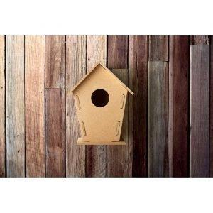 Wooden Birdhouse (build yourself)