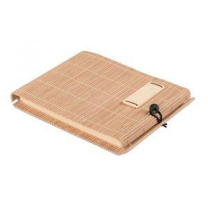 Bamboo Notebook & Pen