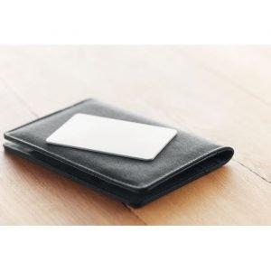 Carte protectrice pour portefeuille
