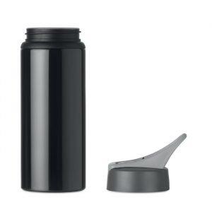 Aluminium Bottle w/ foldable mouthpiece