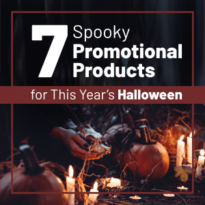 Read more about the article 7 Spooky Promotional Items for This Year's Halloween