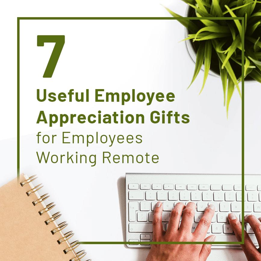 You are currently viewing 7 cadeaux de remerciement utiles pour les employés en télétravail