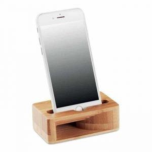 Bamboo Smartphone Holder