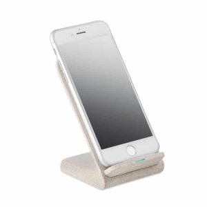 Eco-Friendly Wireless Charger Stand
