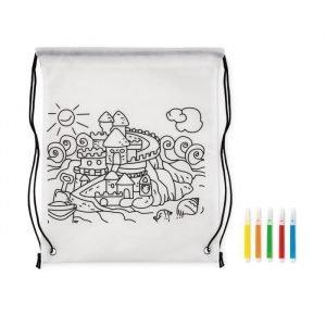 Colouring Drawstring Bag