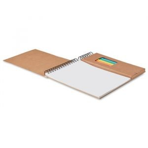 Colouring Pad & Pencils