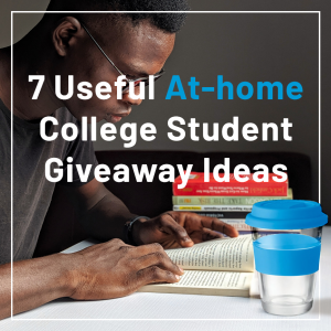 Read more about the article 7 Useful At-home College Student Giveaway Ideas