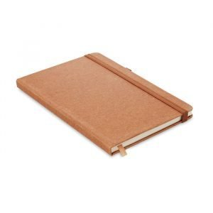 A5 Notebook With Recycled Cover
