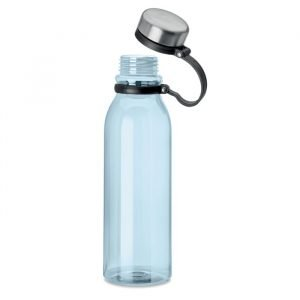 Reusable bottle with stainless steel lid