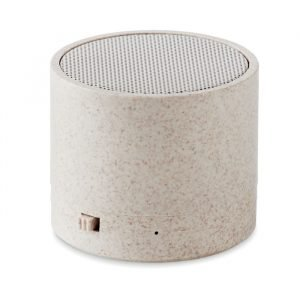 Wheat Straw Wireless Speaker