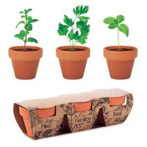 Flowerpot (a set of 3)